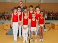 Wettkampfgruppe Turner bis 10 Jahre