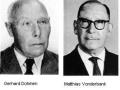 Gerhard Dohmen und Matthias Vonderbank