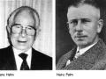 Franz Hahn, Heinz Palm