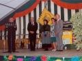 1994: Gauvorsitzender ehrt für den Verband verdiente Mitglieder