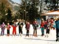 Skifreizeit in Sonthofen 1995